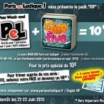 Un Passe VIP pour Paris est Ludique!