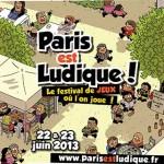 Paris est Ludique! 20 000 jeux en plein air