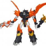 Review - Transformers Prime Beast Hunters - Predaking (Custom) - Voyager Class