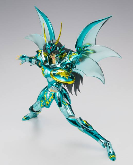 Saint Cloth Myth Dragon Shiryu God Cloth -10th Anniversary Edition