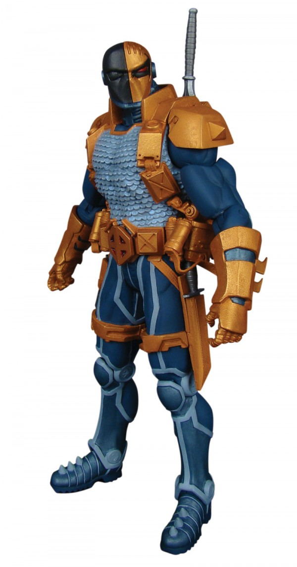 Super-Villains Deathstroke Action Figure