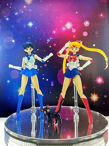 Tokyo Show 2013 tamashii Nation Bandai Sailor mercury Sailormoon SH figuart