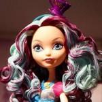 Madeline Hatter la 4ème poupée Ever After High