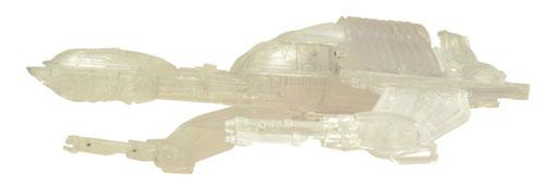 SDCC2013 bird of prey klingon DST