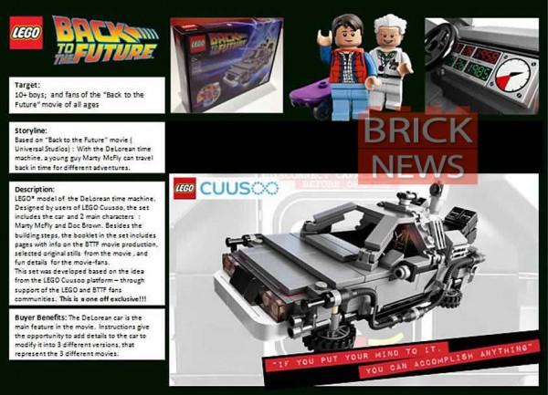bttf-LEGO