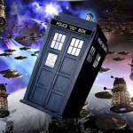 Comic Con' Paris J-6 : Un DALEK et un TARDIS grandeur nature