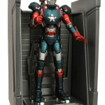 Marvel Select :  Iron Patriot et Battle Damaged Mk 42