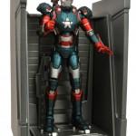 Marvel Select :  Iron Patriot et Battle Damaged Mk 42
