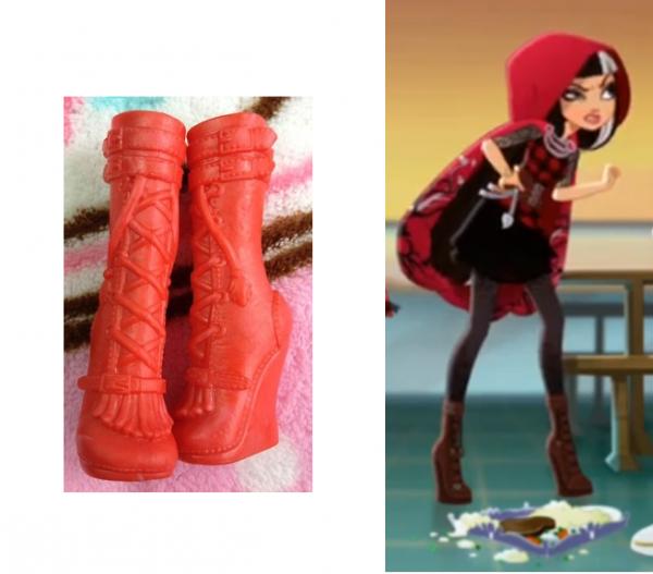 Cerise Hood Ever After High les poupées Mattel