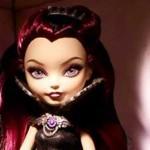 Raven Queen la première poupée Ever After High révélée