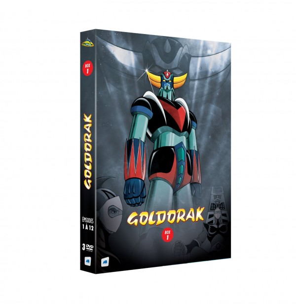 goldorak DVD coffret1