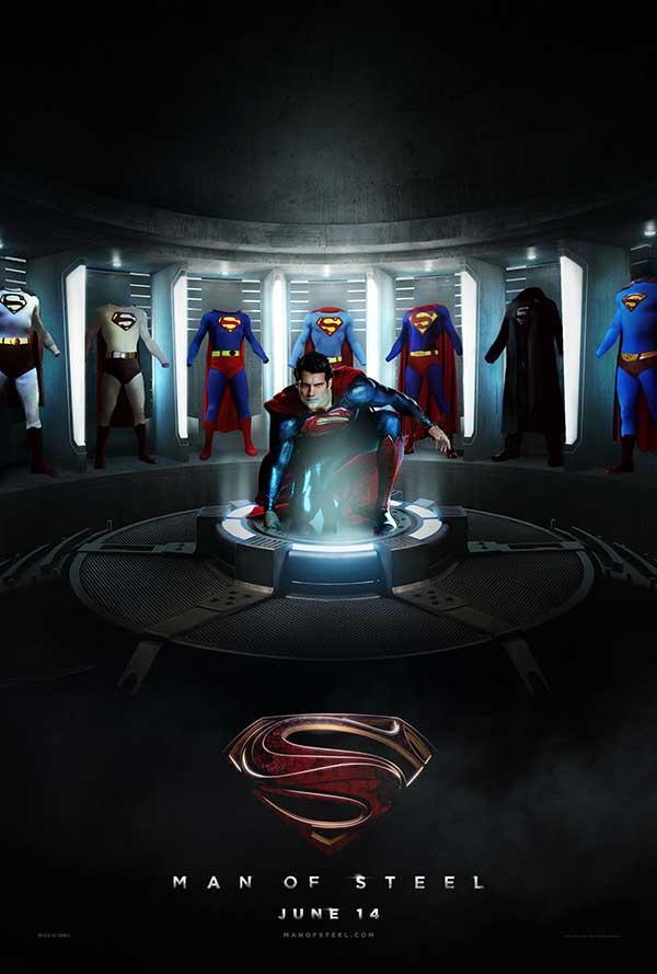 fan art- Xyner-ToyzMag - Man Of Steel Hall of suit