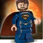 Superman Man of Steel : une figurine offerte chez LEGO