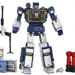 Transformers Soundwave Masterpiece les photos officielles