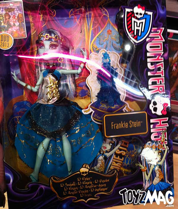 monster high 13souhaits Haunt the Casbah