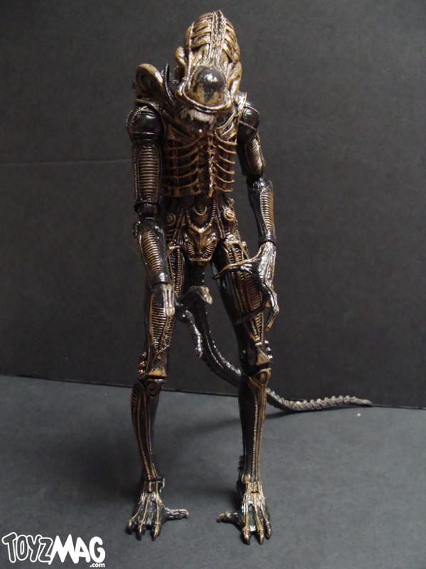neca aliens marines xenomorph series 1 201317