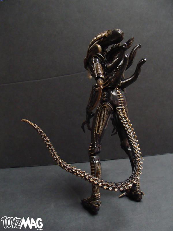 neca aliens marines xenomorph series 1 201322