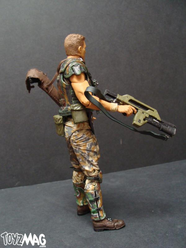 neca aliens marines xenomorph series 1 201364