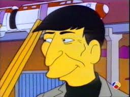 nimoy simpsons guest