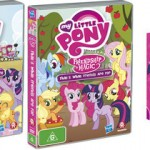 My Little Pony & Power Rangers :  les DVD par Clear Vision