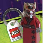 TMNT LEGO :  le Porte-clés Splinter gratuit pour 30€ d'achat