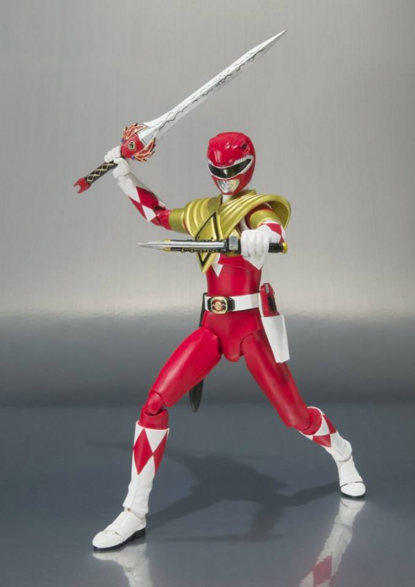 power ranger red sh figuarts 2