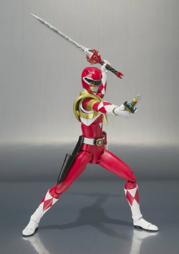power ranger red sh figuarts 3