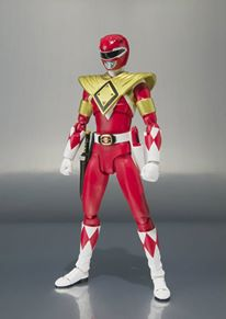 power ranger red sh figuarts