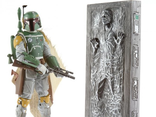 Star Wars black series SDCC2013 Boba fett exclue