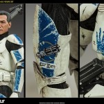 Star Wars The Clone Wars : Echo & Fives par Sideshow