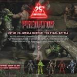 Predator : pack «Dutch vs Jungle Hunter: Final Battle»  par NECA
