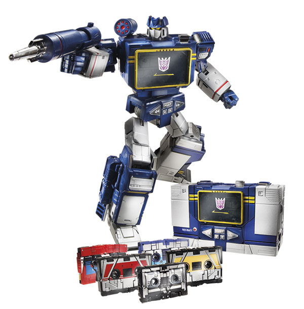 Thrilling 30  transformers  Soundwave