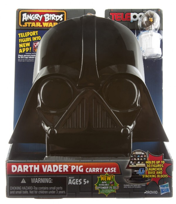 ABSW Telepods Darth Vader Pig Carry Case