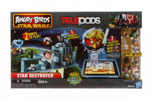 ABSW Telepods Star Destroyer set