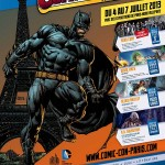 Comic Con' Paris J-3 : 42 auteurs de comics sur l'Artist Alley