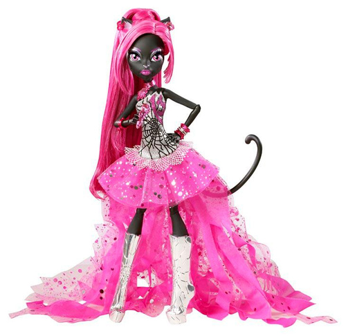 Catty Noir monster high tru