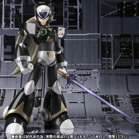 D Arts Black Zero Rockman X4 Bandai-