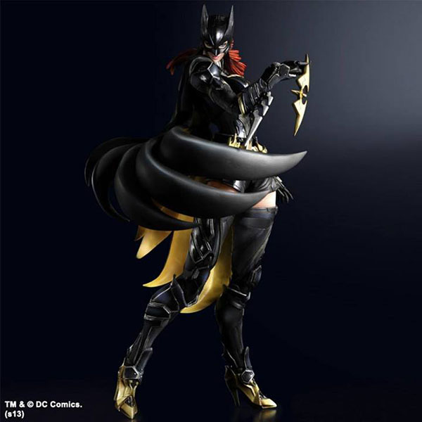DC Comics Variant Play Art Kai BATGIRL