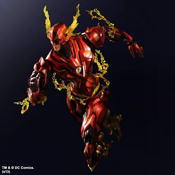 DC Comics Variant Play Art Kai The Flash