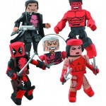 Des Minimates Marvel Now Thunderbolts