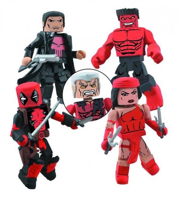 Minimates Marvel Now Thunderbolts