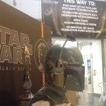 STAR WARS CELEBRATION : le stand Hasbro