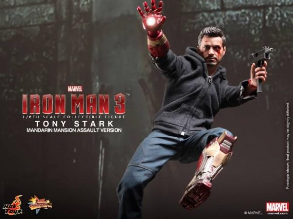 Iron Man 3 Tony Stark (Mandarin Mansion Assault Version) (07)