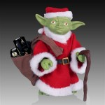Star Wars Jumbo : Yoda Père Noël sera là cette année