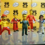 SDCC 2013 : Lone Ranger, The Simpsons et Heroclix par NECA