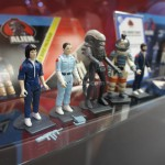 SDCC 2013 : le stand Alien reaction de Super7