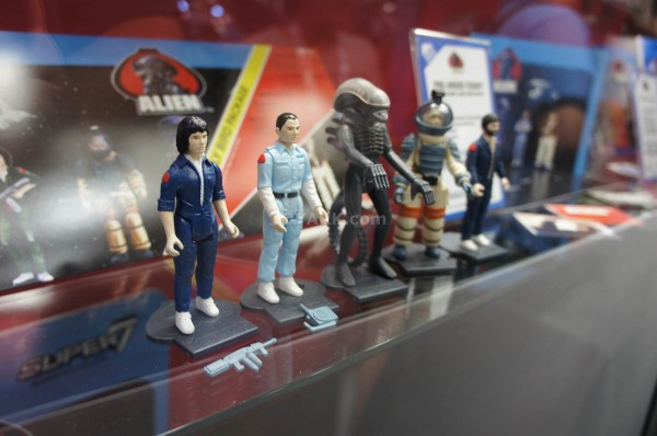 sdcc2013 SUPER7 Alien