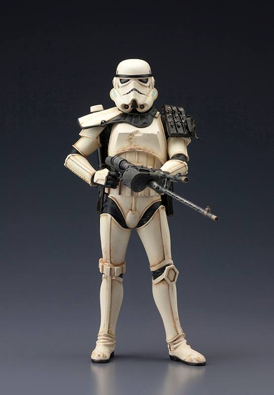 Star wars - Sergent Sandtrooper (8)