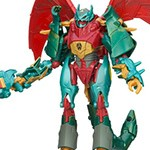 Revue - Transformers Prime Beast Hunters - RipClaw - Deluxe Class