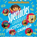 Agenda : La Tournée d'été NICKELODEON 2013